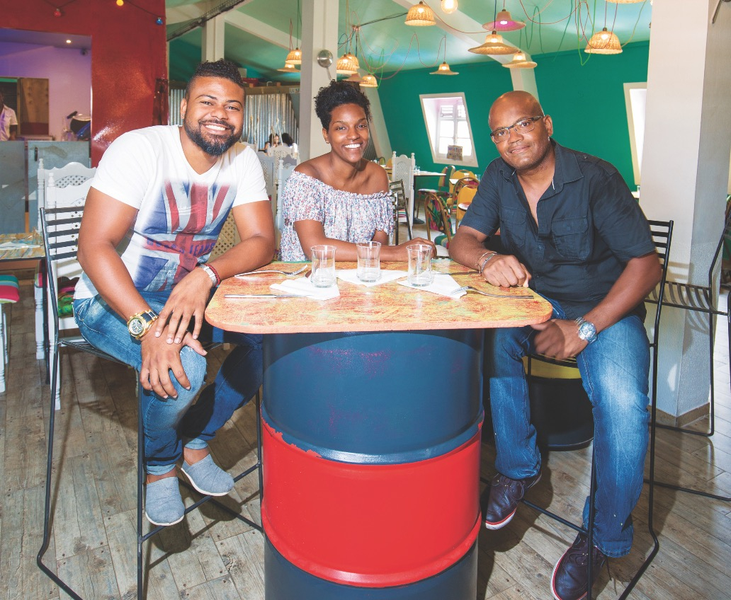 Le Steel Pan : pas besoin d'aller en Caraïbes pour voyager dans la cuisine caribéenne