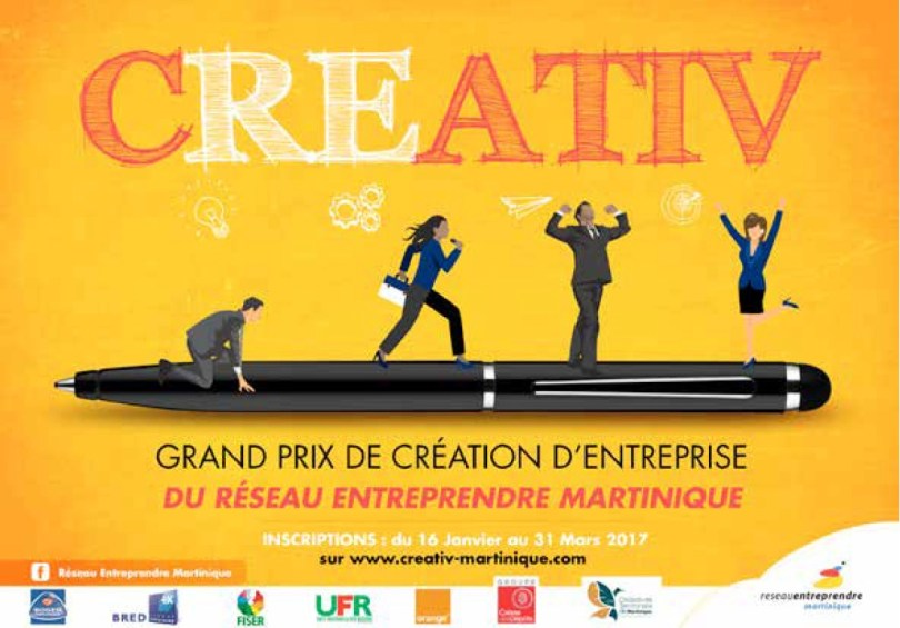 Concours CREATIV Martinique 2017