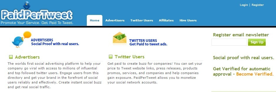 Earn Money with Your Twitter Account