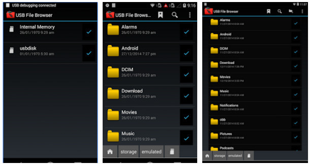OTG File Manager