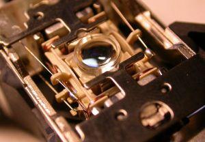 CD drive lens