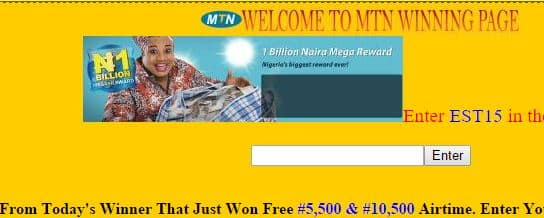mtn recharge card scam