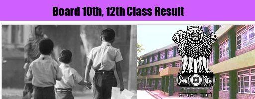 Board 10th 12th class result