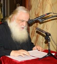 Ο π. Κωνσταντίνος Στρατηγόπουλος σε δοκιμασία με την υγεία του