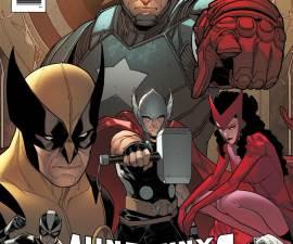 Uncanny Avengers Variant