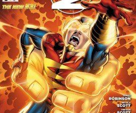 Earth 2 #9 Review