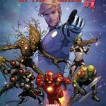 Randy's Reviews – Guardians of the Galaxy #1 by Brian Michael Bendis and Steve McNiven