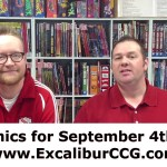 [VIDEO+MP3] Top Comics for 09.04.13 – Forever Evil #1, Infinity #2, X-Men Battle of the Atom #1, The Star Wars!