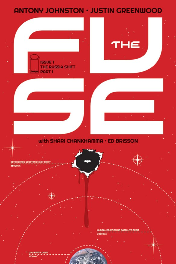 The Fuse #1 from Image Comics