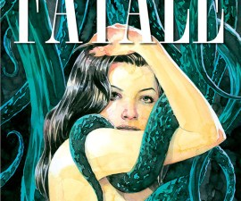 Fatale: Deluxe Edition Vol. 1 HC from Image Comics