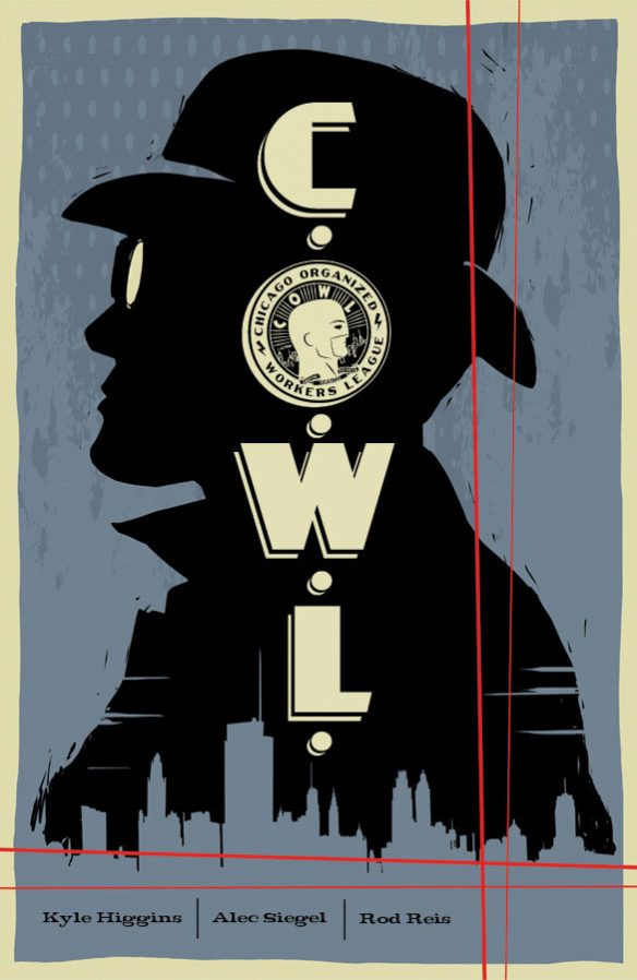 C.O.W.L. #1 from Image Comics
