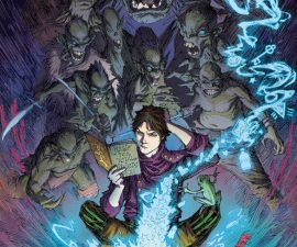 Rise of the Magi #1 from Image Comics