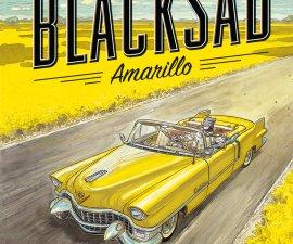 Blacksad: Amarillo HC from Dark Horse Comics