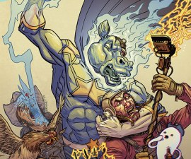 God Hates Astronauts #1 from Image Comics