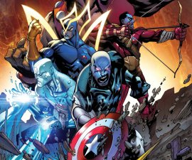 Guardians 3000 #1 from Marvel Comics