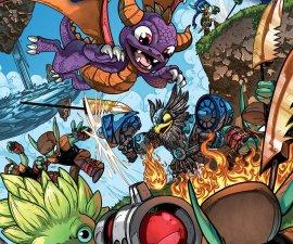 Skylanders #1 from IDW Comics