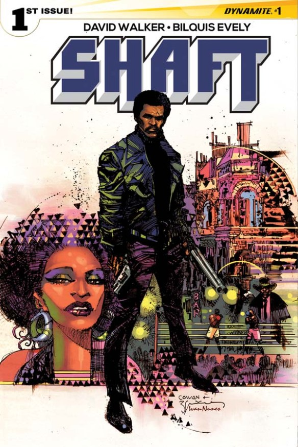 Shaft #1 from Dynamite Comics