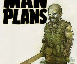 Big Man Plans #1 from Image Comics