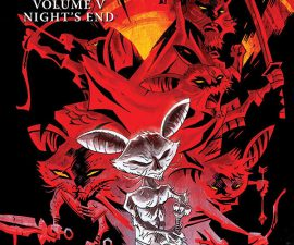 Mice Templar V: Night's End #1 from Image Comics