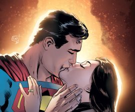 Convergence: Superman #1 from DC Comics