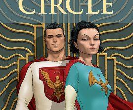 Jupiter's Circle #1 from Image Comics