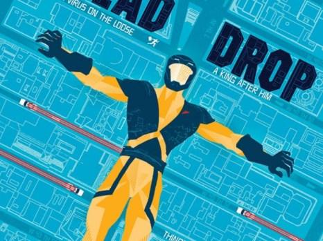Dead Drop #1 from Valiant Comics