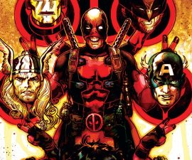 Deadpool's Secret Secret Wars #1 from Marvel Comics