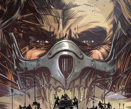 Mad Max: Fury Road: Nux & Immortan Joe #1 from DC Comics