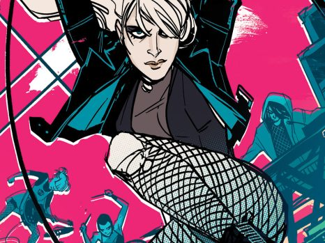 Black Canary #1 from DC Comics