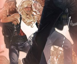 Barb Wire #1 from Dark Horse Comics