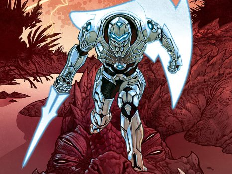 Onyx #1 from IDW Comics