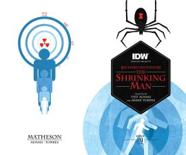 The Shrinking Man #1 from IDW Comics