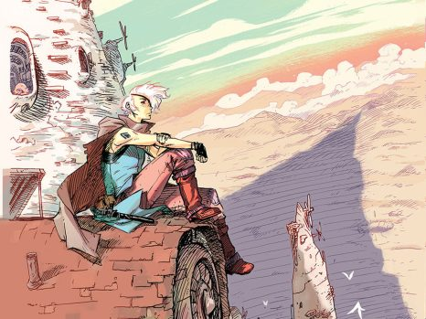 The Spire #1 from Boom Studios