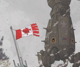 We Stand On Guard #1 from Image Comics