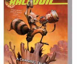 Rocket Raccoon Vol. 1: A Chasing Tale TPB from Marvel Comics