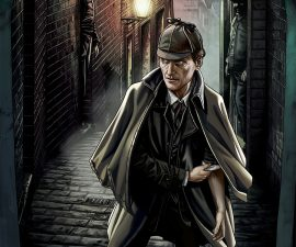 Sherlock Holmes: The Seven-Per-Cent Solution #1 from IDW Comics