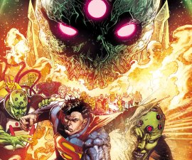Convergence Hardcover from DC Comics