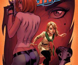Danger Girl: Renegade # 1 from IDW Comics