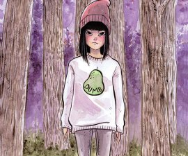 Plutona #1 from Image Comics