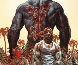 Suiciders Vol. 1 HC from DC Comics