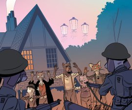 Wild's End: The Enemy Within #1 from Boom! Studios
