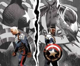 Captain America: Sam Wilson #1 from Marvel Comics