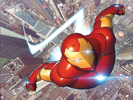Invincible Iron Man #1 from Marvel Comics