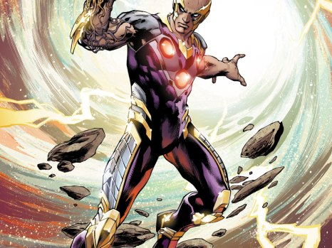 Telos #1 from DC Comics