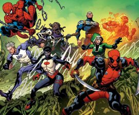 Uncanny Avengers #1 from Marvel Comics