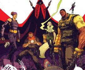Illuminati #1 from Marvel Comics