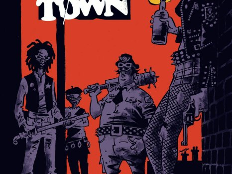Last Gang in Town #1 from DC Comics