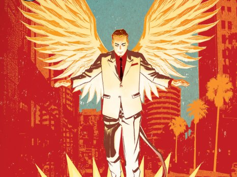 Lucifer #1 from DC Comics