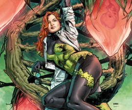 Poison Ivy: Cycle of Life and Death #1 from DC Comics