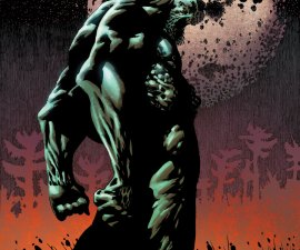 Swamp Thing #1 from DC Comics